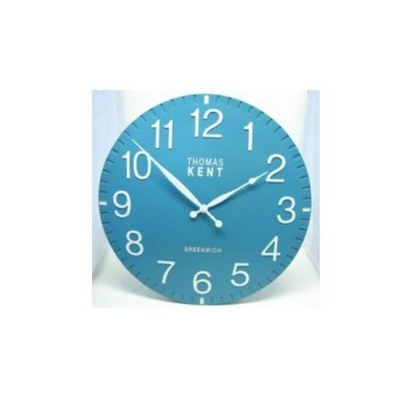 COTSWOLD WALL CLOCK- Blue