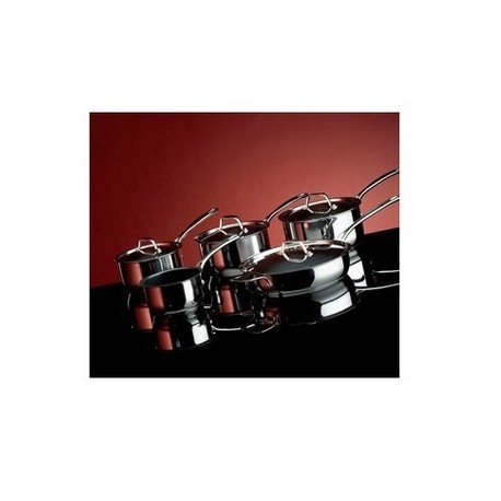 VISION 5 PIECE COOKWARE SET