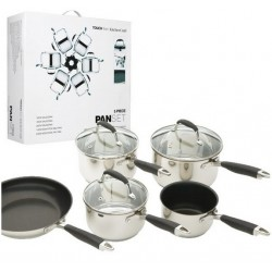 TOUCH 5 SET COOKWARE SET