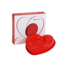 SILICON SHAPE HEART MOULD