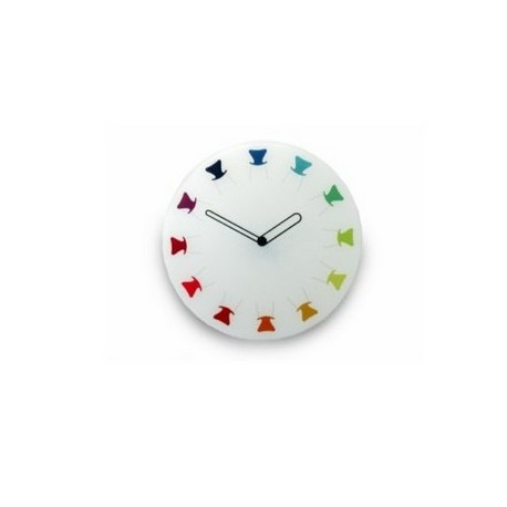 CHAIR WALL CLOCK