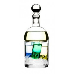 sagaform club carafe amp glass set