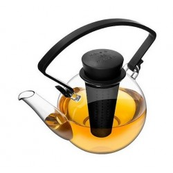 SAGAFORM Qdo Glass Teapot