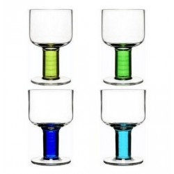 CLUB ALL PURPOSE GLASSES BLUE/GREEN