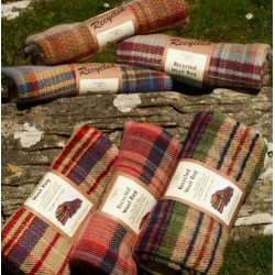 Random All Wool Picnic Rug