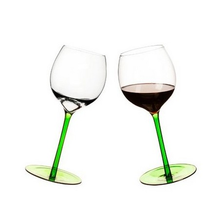 Rocking Wine Glasses