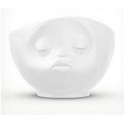 Tassen Bowl, kissing, white 500ml