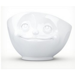 Tassen Bowl, crazy in love, white 500ml
