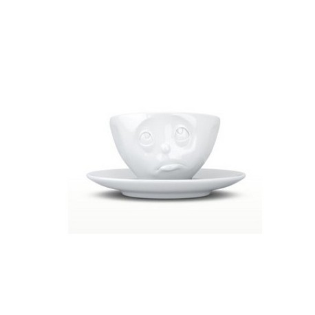 Tassen Espresso cup, oh please, white 100ml