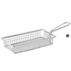 Mini Fry Basket Rectangular