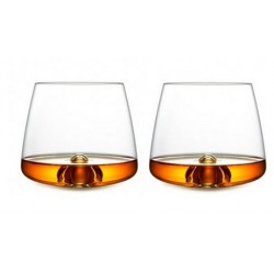 Normann Copenhagen Whiskey Glasses Set Of 2