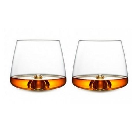 Normann Copenhagen Whiskey Glasses Set Of 2