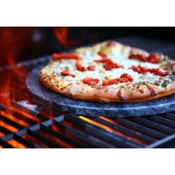 SPARQ Home Soapstone Pizza Stone 12