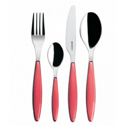Guzzini 24-Piece Feeling Cutlery Set