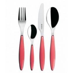 Guzzini 24-Piece Feeling Cutlery Set