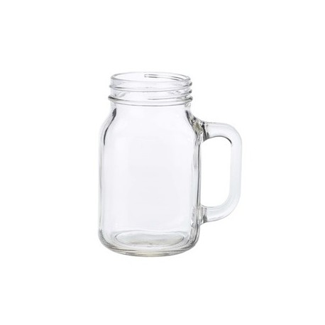 Glass Mason Jar 68Cl/24oz