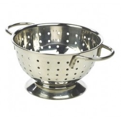 Mini Stainless Steel Colander 10cm Ø