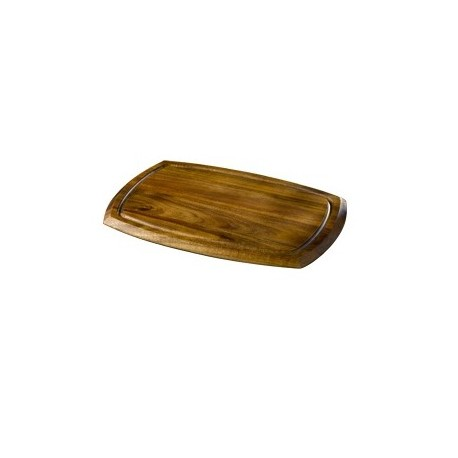 Acacia Wood Serving Board 36X25.5X2cm