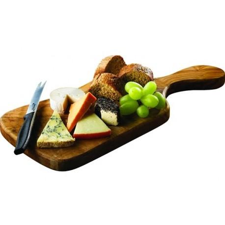 Olive Wood Paddle Board 38X18cm