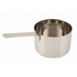 Mini Stainless Steel Saucepan 9 X 6.3cm