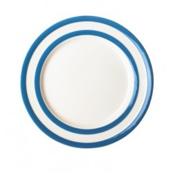 Cornish Blue - 4 Breakfast Plates (23cm)
