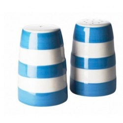 Cornish Blue Salt & pepper shaker set