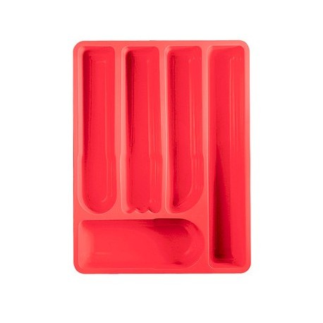 GUZZINI RED CUTLERY TRAY