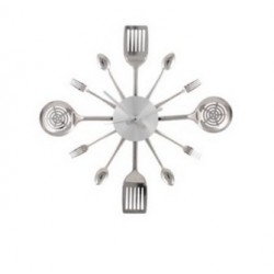 KITCHEN Utensil  CLOCK 8041