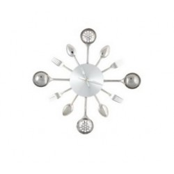 KITCHEN UTENSIL  CLOCK 8214