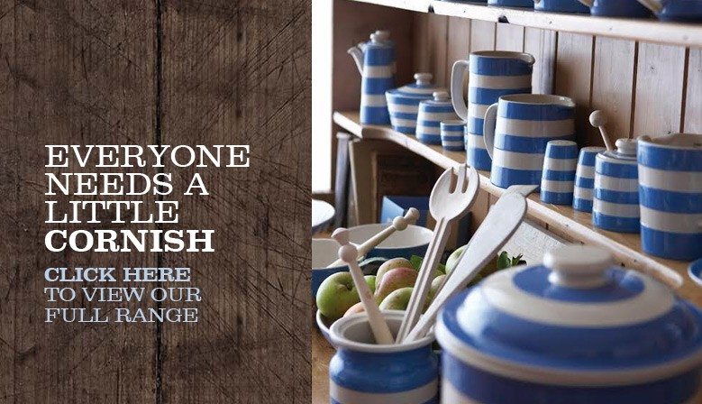 Everyone needs a little Cornishware